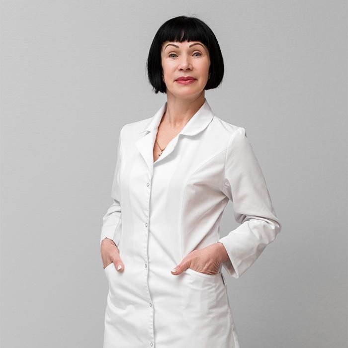 Синицкая Светлана Николаевна