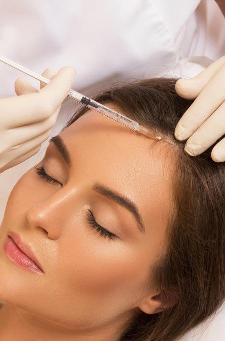 Мезотерапия - современный способ лечения волос в Петропавловске-Камчатском в Косметологии Медитэкс
